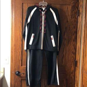 Ann Taylor Loft pant/jacket combo